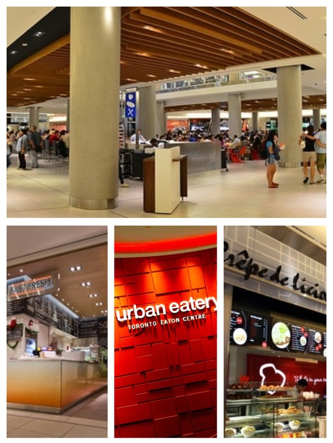 Urban Eatery - The Eaton Centre