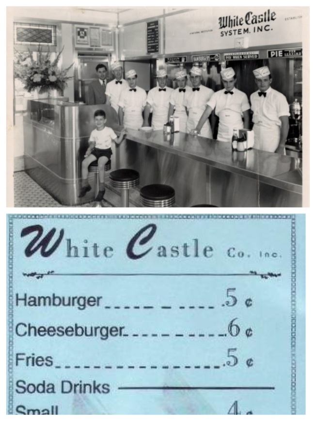 White Castle in the 50's