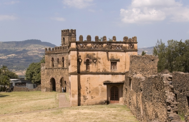 The Ruins at Gondar, Ethiopia (source: Wikipedia)