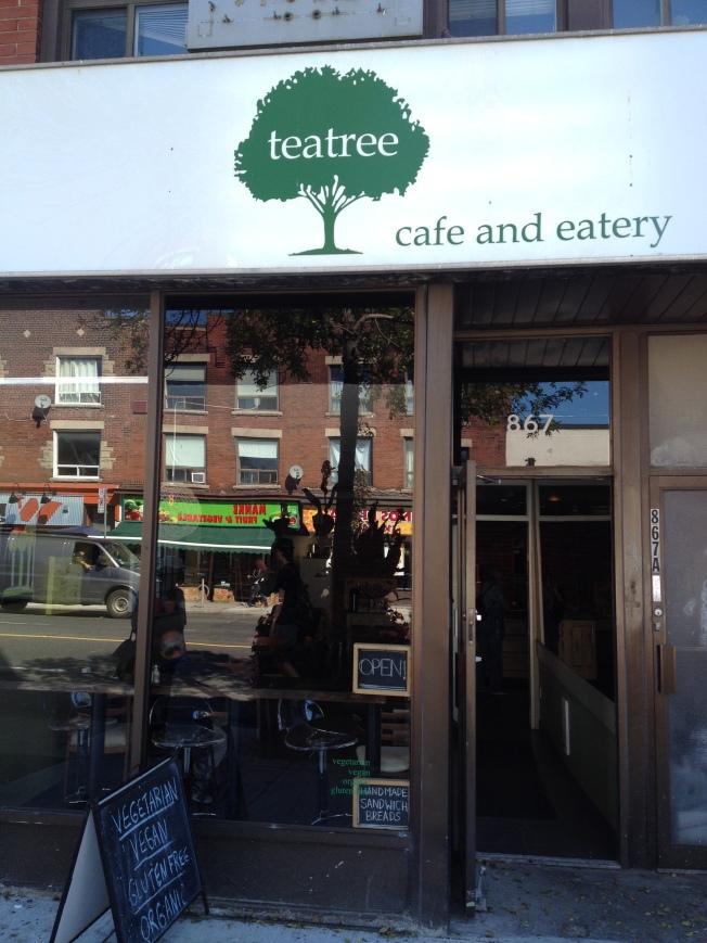 Teatree Cafe Danforth
